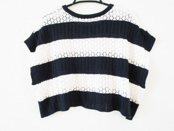 アズノウアズ 半袖セーター サイズ38 M