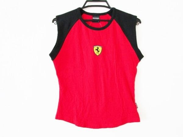 フェラーリ ノースリーブTシャツ サイズ3 L