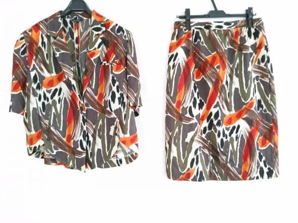 MONET(モネ) スカートスーツ サイズ15 L