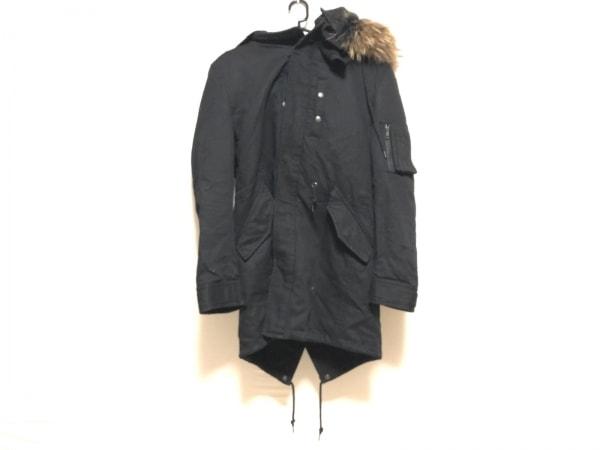 JACKROSE(ジャックローズ) コート サイズ4 XL メンズ 黒 冬物