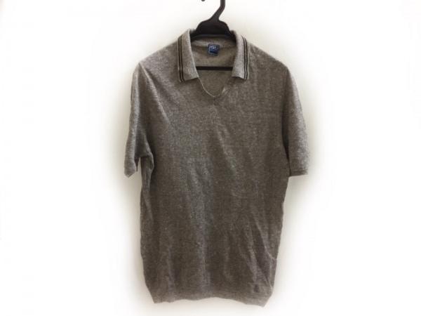 フェデリ 半袖セーター サイズ46 XL メンズ