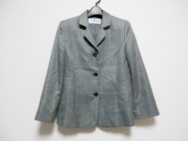 ジェーンモア ジャケット サイズ7 S 黒×白