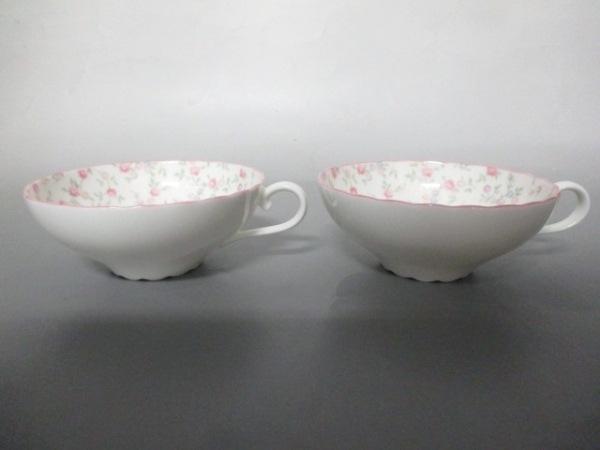 ノリタケ カップ&ソーサー新品同様  陶器