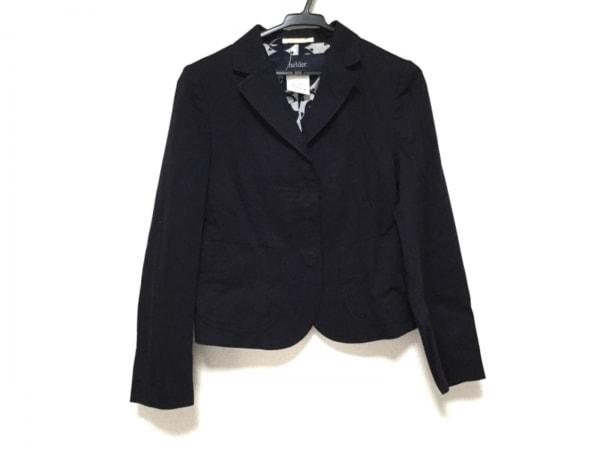エルデール ジャケット サイズ38 M美品  黒
