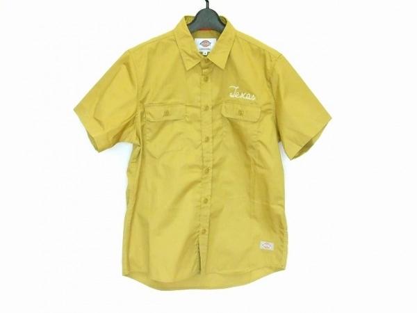 ディッキーズ 半袖シャツ サイズM メンズ