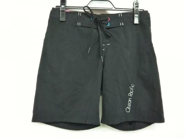 OCEAN PACIFIC(オーシャンパシフィック) ショートパンツ サイズM レディース美品  黒