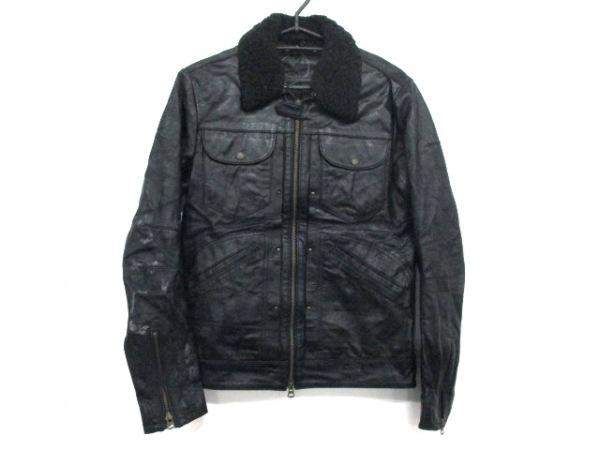 SABLE CLUTCH(セーブルクラッチ) ライダースジャケット サイズS メンズ 黒 レザー