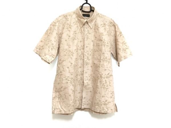 スコッチハウス 半袖シャツ サイズL メンズ