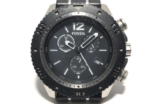 フォッシル 腕時計 - JR-1234 メンズ 黒
