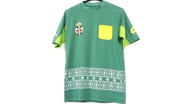 lotto(ロット) 半袖Tシャツ サイズS メンズ