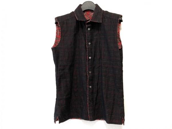 エデュケーションフロムヤングマシーン ノースリーブシャツ サイズ2 M メンズ