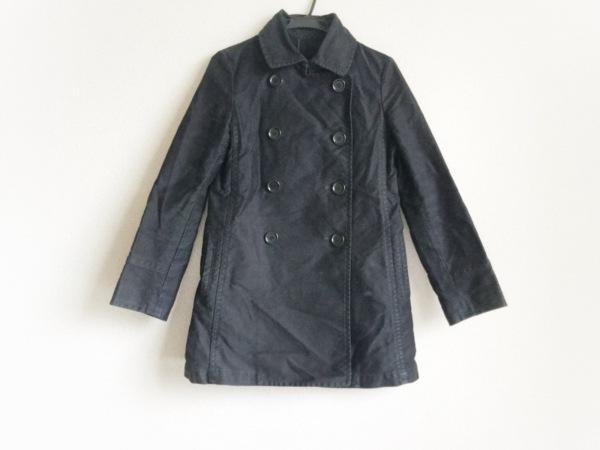 ルージュヴィフ コート サイズ1 S 黒