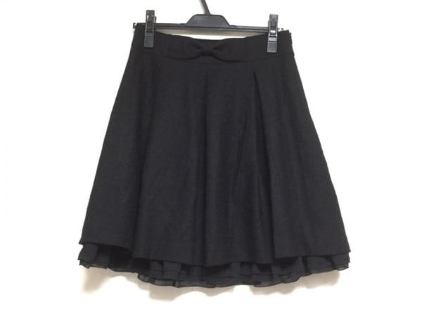 Pattern(パターン) スカート レディース 黒