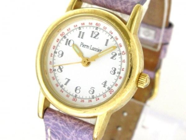 ピエールラニエ 腕時計 008B9 レディース