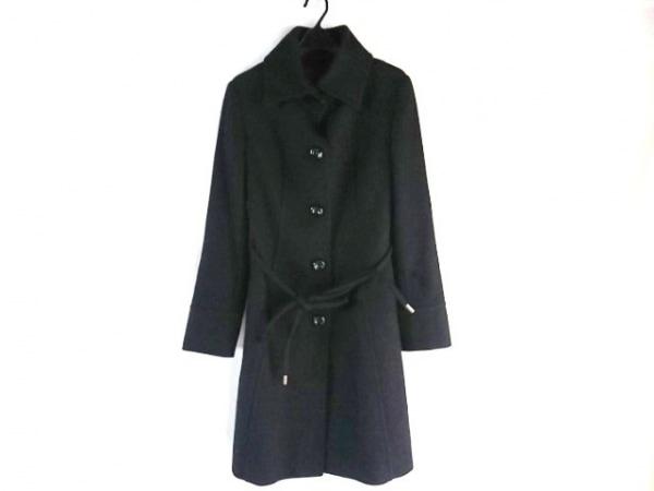 メイソングレイ コート サイズ2 M 黒 冬物