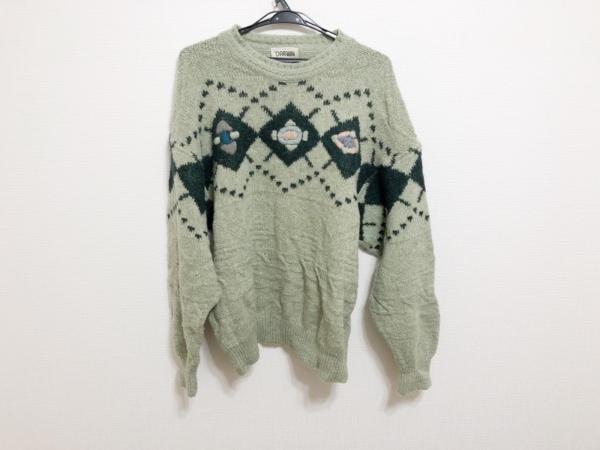 ダーウィン 長袖セーター サイズ48 XL