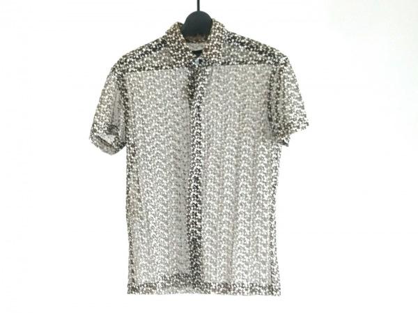 ソーバイアレクサンダーヴァンスロベ 半袖シャツ サイズ50 メンズ美品