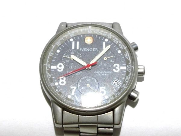 ウェンガー 腕時計 536.0765 メンズ