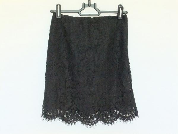 リゼクシー ミニスカート サイズF美品  黒