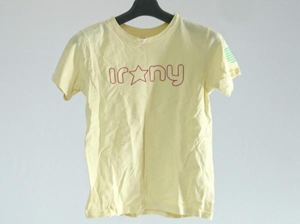 アイロニー 半袖Tシャツ サイズ1 S美品