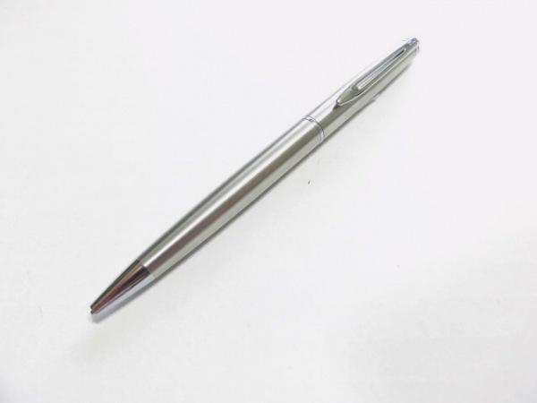 ウォーターマン ボールペン美品  シルバー