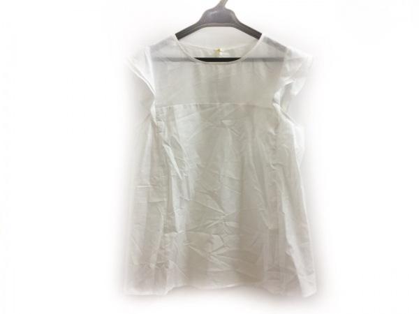 RopePicnic(ロペピクニック) ノースリーブカットソー サイズ38 M レディース美品  白