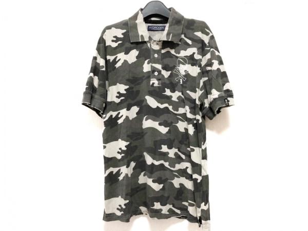ハイドロゲン 半袖ポロシャツ サイズL
