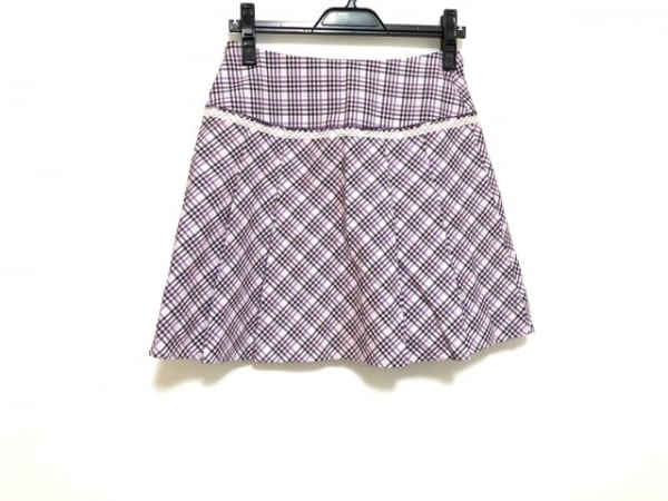 シェロー ミニスカート サイズ38 M美品