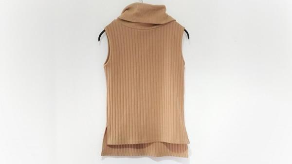 サリア ノースリーブセーター サイズM美品
