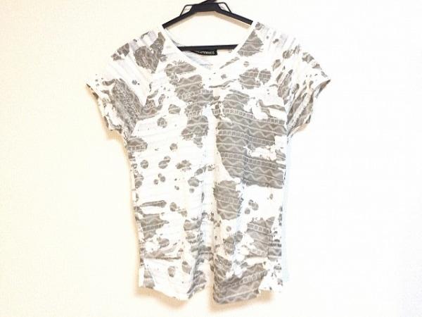 5351 POUR FEMMES(5351プールフェム) 半袖カットソー サイズ1 S レディース美品