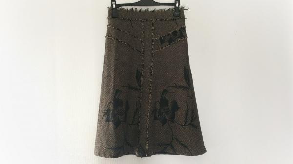 マンゴ ロングスカート サイズ34 S美品