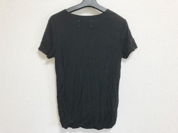 マルタンマルジェラ 半袖Tシャツ美品  黒