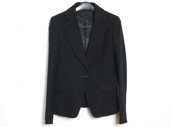 【中古】 ザジ ZAZIE ジャケット サイズ40 M レディース 黒