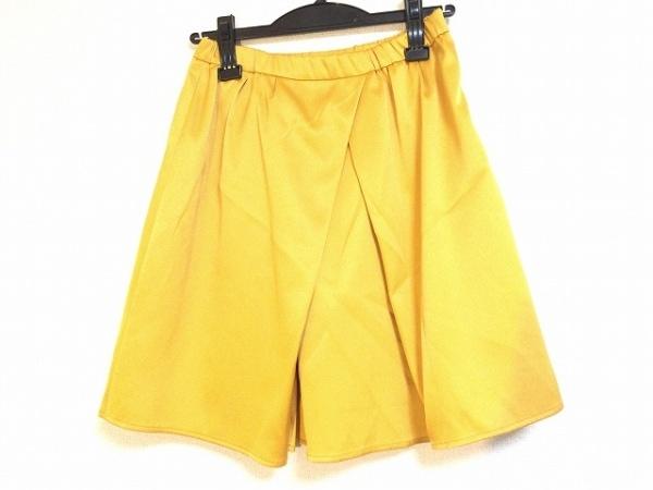 プロポーションボディドレッシング スカート サイズ2 M レディース美品  イエロー
