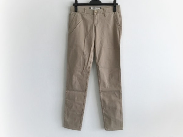 アバクロンビーアンドフィッチ パンツ サイズ2 S レディース美品  ベージュ