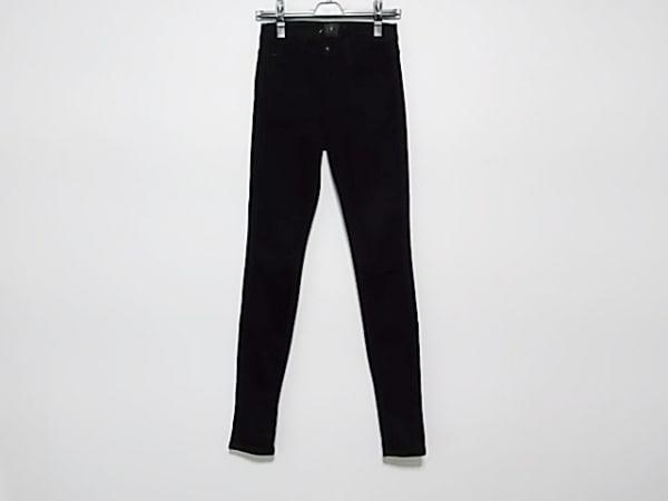 ジョーズジーンズ パンツ サイズ24 黒