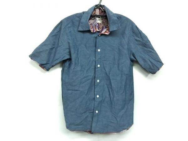 イール 半袖シャツ サイズM メンズ美品
