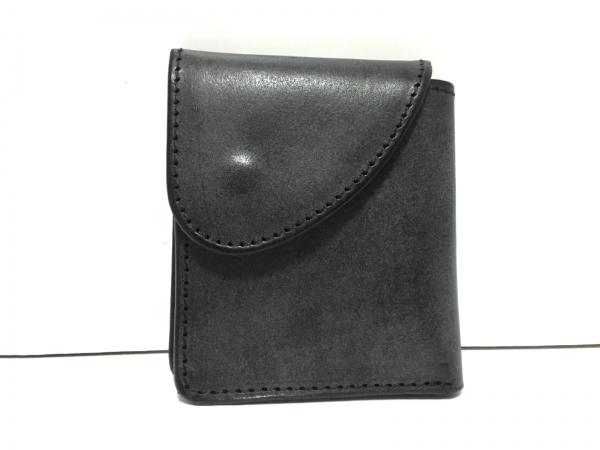 エンダースキーマ 財布 黒 レザー