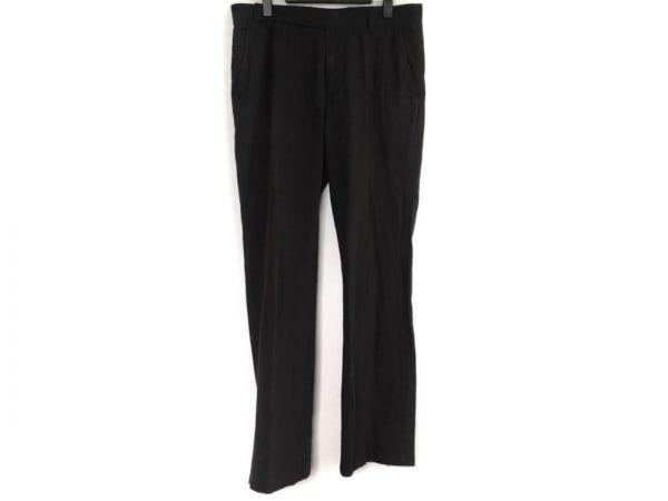 VERONIQUE BRANQUINHO(ヴェロニク・ブランキーノ) パンツ サイズ46 XL メンズ 黒