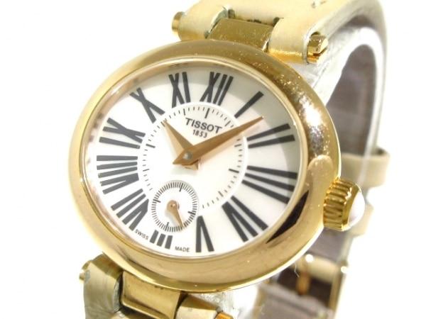 ティソ 腕時計 Tゴールド グラマラス