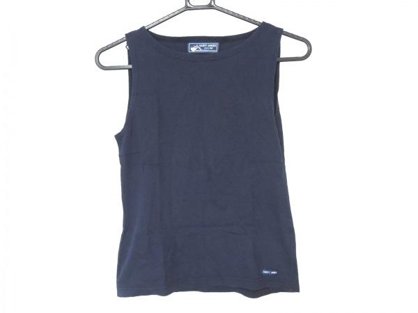 セントジェームス ノースリーブTシャツ サイズXXS XS レディース ネイビー