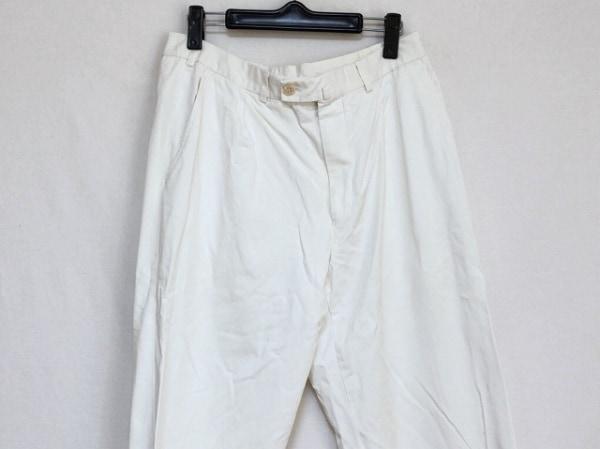 Zegna(ゼニア) パンツ メンズ美品  白