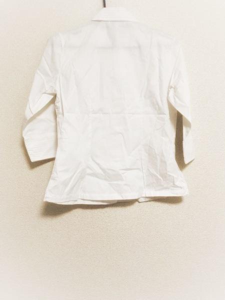 NARACAMICIE(ナラカミーチェ) 長袖シャツブラウス サイズ1 S レディース 白