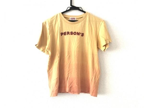 パーソンズ 半袖Tシャツ サイズF美品