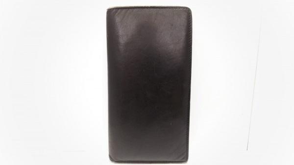 eb076dfd68bf GUCCI(グッチ) 札入れ - 03948 黒 レザー(12258382)中古|ブランド通販 ...