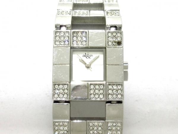 アルアンドコー 腕時計 - レディース