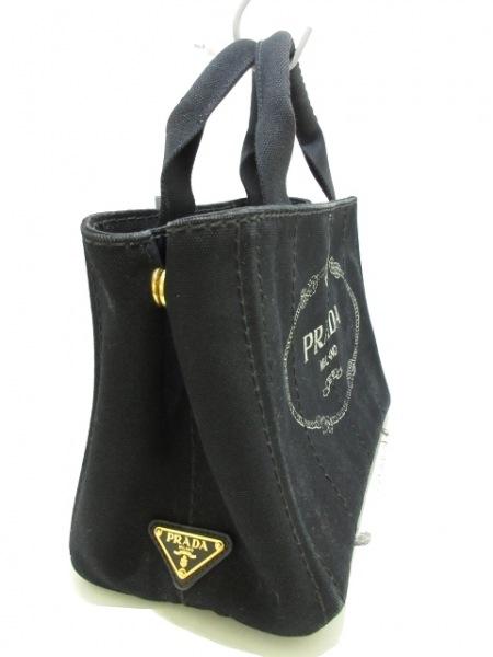 プラダ トートバッグ CANAPA BN2439 黒