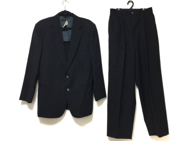 ヒルトンタイム シングルスーツ メンズ 黒
