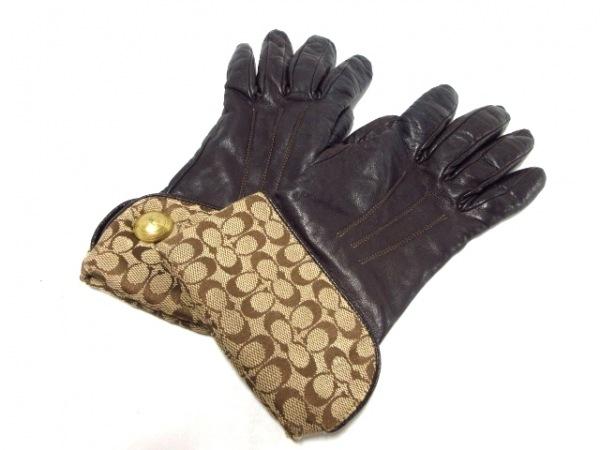 COACH(コーチ) 手袋 レディース