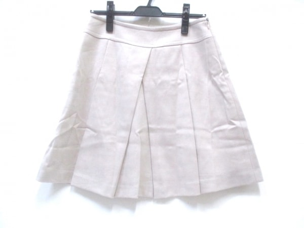 アンタイトル スカート サイズ2 M レディース美品  アイボリー 1